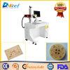 machine d'inscription de laser de fibre en métal 30W pour le prix usine de cuivre