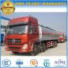30 caminhão de petroleiro resistente do combustível das rodas de T Dongfeng 8X4 12 30 M3