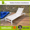 2017 New Design Hotel Furniture Chaise Lounge pour Poolside