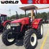 цена трактора трактора 110HP земледелия 4WD миниое
