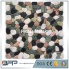 Nuevo azulejo de mosaico rebanado popular del guijarro con precio de fábrica