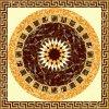Het Ontwerp van het Patroon van het tapijt van Tegel 1200*1200mm van de Bevloering