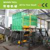 De automatische Plastic Lijn van de Was van het Recycling van de Fles van het HUISDIER voor 500kg/hr