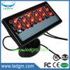 Ce Plaza RoHS RGB Control DMX512 IP67 36W proyector LED bañador de pared