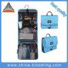 ハングの防水人のナイロン洗浄装飾的な旅行洗面用品の洗面所袋