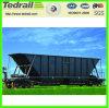 Coche ferroviario estándar del vehículo del carro del transporte para la venta