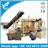 Machine concrète automatique hydraulique de brique pleine de fonction multi avec l'AP