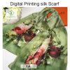 2017 neue Entwurfs-Digital gedruckte Schal-Form-Dame Silk Scarf