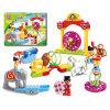 Het Stuk speelgoed van de Bouwstenen van het Speelgoed van kinderen DIY (H0033046)