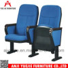 Reposabrazos de estilo chino silla auditorio sin panel de escritura Yj1007b