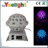 RGB LEIDENE UFO dat van het Kristal het HoofdLicht van DJ beweegt