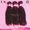 100%の人間の毛髪のマレーシアの深い巻き毛のバージンの毛