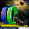 Vigilanza del silicone LED del braccialetto di Digitahi dell'orologio di modo (DC-479)