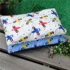Boyのための平らなDesign Cotton Fabric Baby Pillow Cases