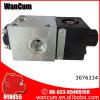Vanne électromagnétique de bonne qualité de STC. de Cummins 3076334 pour l'engine Nt855
