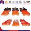 PVC Housing 기계장치 Plants Seamless Insulated Copper Power Rail