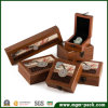 Contenitore di monili impaccante di legno di bambù ambientale