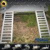 ATV Container Plant Low Bed Platform Trailer mit Steel Cage (SWT-PT126)