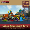 ISO9001 Professional Manufacture Plastic Play Outdoor Castle (X1509-3)