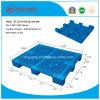HDPE Gran nueve pies de palets de plástico para el apilamiento (ZG-1210A)