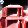 180X70 barra Pickled laminada a alta temperatura da canaleta da forma do aço inoxidável U