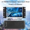 HDMI gab ein 7 Inch-geöffnetes Feld LCD-Überwachungsgerät ein