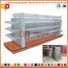 Fabricados de metal personalizados cosmética de supermercados (Zhs estanterías236)