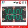 Approvisionné Rogers RO4003c Carte à circuit imprimé avec un prototype d'alimentation rapide