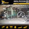 La arena de zircón Mineral de separación magnética de circonio Línea de Producción