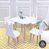 Heiße verkaufende nette Wolken-und Kaninchen-hölzerne Stuhl-Dekoration für Haus