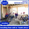 Hammer Mill für Fine Maize Flour