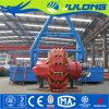 Julong 22 인치 판매를 위한 직업적인 공장 물통 바퀴 흡입 준설선 &Sand 준설선