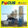 Planta de mezcla concreta/planta de procesamiento por lotes por lotes concreta/estación concreta Hzs75