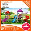 Kindergarten-Aktivitäts-Spielplatz-gesetztes Plättchen