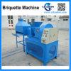 Machine/Pers van de Briket van de Steel van het Stro van het zaagsel de de Houten