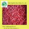 Dés de fraises congelées IQF