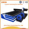 Machine de découpe laser 1000W 1500W pour plaque en acier et le tube