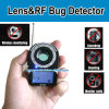 Объектив фотоаппарата RF Bug Detector полностью заполненная зона новой модели для Eavesdropping Devices, Tracking Devices, Wireless Pinhole Camera, Wired Camera (CC309)