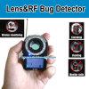 Новая модель полной полосе объектива камеры РЧ-Bug детектор для подслушивания устройства, устройства слежения, беспроводная камера выключится, проводные камеры (cc309)