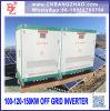 3 invertitore solare di seno puro dei caricamenti di motore di fase 100kw