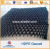 Capa de hormigón de alta densidad Capacidad de células Plástico liso HDPE Geocell