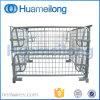 El apilamiento de jaula de palets Metal plegable