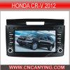 ホンダのCrV 2012年(AD-9838)のための車DVD