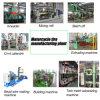 Maquinaria del producto/neumático de goma de la motocicleta del neumático del alimentador que hace la máquina