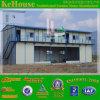 Zwischenlage-Panel-Stahlrahmen-faltbares preiswertes modernes vorfabrizierthaus
