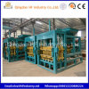 Qt4-16 du béton de ciment de pression hydraulique du sol de blocs creux en briques Paver Making Machine