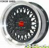 Competindo o alumínio orlara a roda do BBS de Xxr da liga do carro com TUV através de Jwl