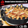 1500W Non Stick Coating Ceramic Paint Electrical Skillet