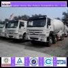 HOWOのミキサーのトラック8-16m3 Concretのミキサーのセメントのトラック