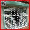Cilindro de alumínio Shopfront Grill Porta (ST-003)